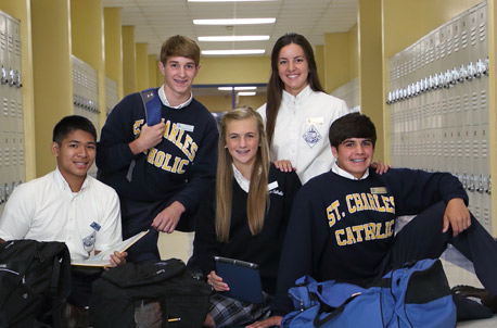 St. Charles Catholic High School Capital Campaign in LaPlace, Louisiana